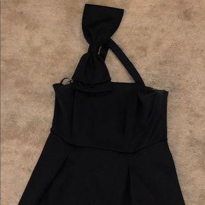 Black Eloquii Gown - Size 18
